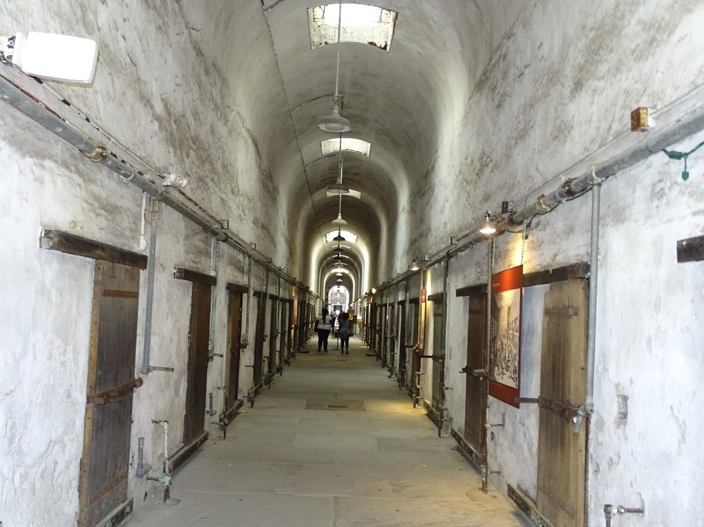 Collection of Photos From Eastern State Penitentiary