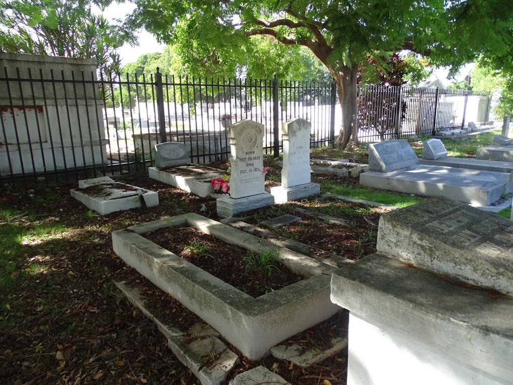 Collection of Photos From Key West Cemetery