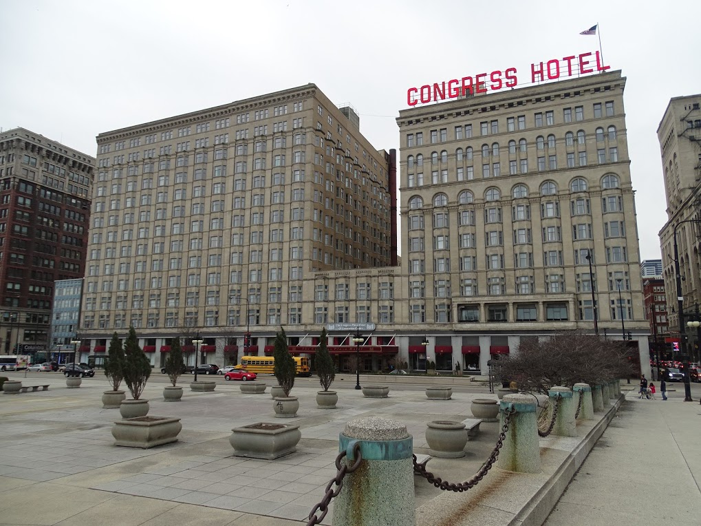 Collection of Photos From The Congress Plaza Hotel and Convention Center